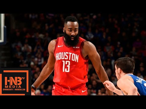 Houston Rockets vs Philadelphia Sixers Full Game Highlights | 01/21/2019 NBA Season