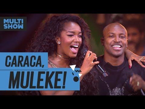 Caraca, Muleke!   Iza + Thiaguinho   Música Boa Ao Vivo   Música Multishow