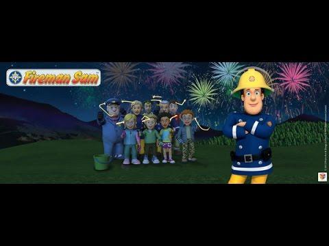 Fireman Sam Episode + Peppa Pig and Mercury Fire Engine ...