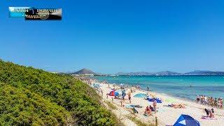 #15 Mallorca Playa de Muro (4K Resolution) 2015 Holiday
