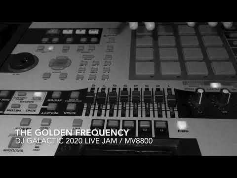 Roland MV-8800 - The Golden Frequency (DJ Galactic)