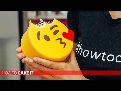 EASY EMOJI CAKES!  | Compilation | How To Cake It