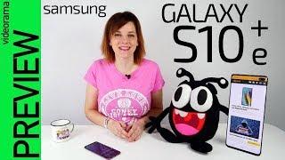 Samsung Galaxy S10 primeras impresiones -MÁS de TODO-