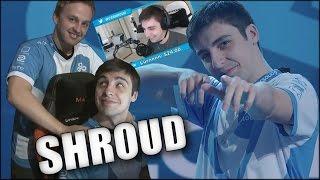 When Shroud Plays CS:GO