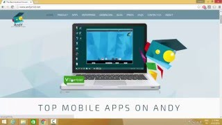 Video How To Install Andy Android Emulator On Windows 10 / Windows 8 download MP3, 3GP, MP4, WEBM, AVI, FLV Juli 2018