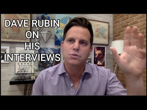 Dave Rubin Defends His Interview Style (Part 2)