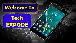 Welcome To Tech Expode - Introduction Video