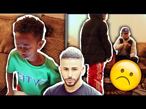 WERE GOING TO SEE ADAM SALEH PRANK ON LITTLE BROTHER *he cries*