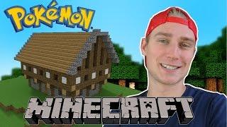 BUDUJEMY DOM! (Pokemonowy Minecraft)