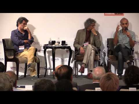 South Asia Literary Salon - Part 7 (11 July 2015)