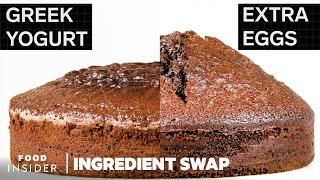 Every Common Chocolate Cake Alteration, Substitution And Mistake (17 Recipes) | Ingredient Swap