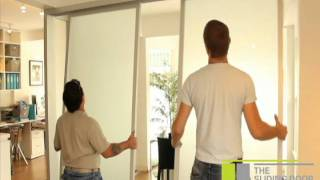 The Sliding Door Company Office Partitions Installation