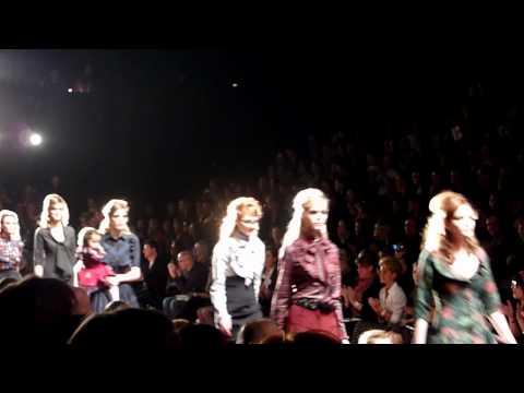 Lena Hoschek Autumn/Winter Fashion Show 2011