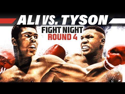 FIGHT NIGHT Round 4 Deutsch - Muhammad Ali vs. Iron Mike Tyson (GOAT) | Xbox 360 Gameplay German
