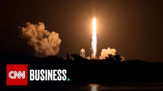 SpaceX calls Falcon Heavy launch its most difficult mission