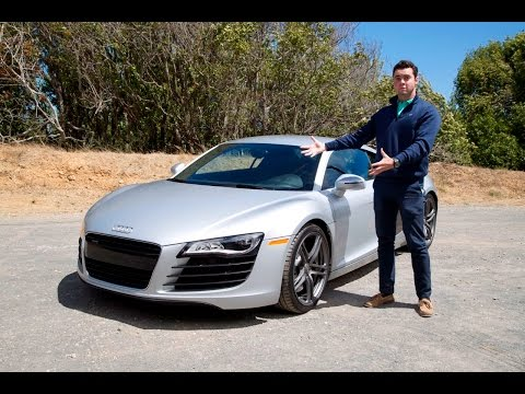 What You NEED To Know About The Audi R8!