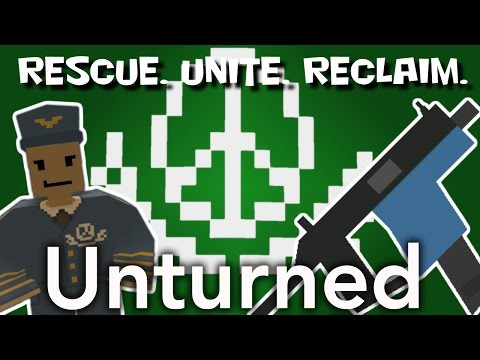 THE KNOWN STORY OF THE COALITION | Unturned Lore