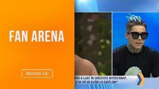 FanArena(05.02.2019)-Lino Golden, despre conflictul dintre Giani si Mario &quotDaca era la ...