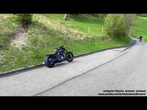 Harley Davidson Ride to Panorama Strasse // 30.05.19