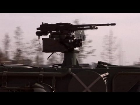PANHARD WASP MAG-58/59 M-240 in Action ! SAGEM - FN HERSTAL