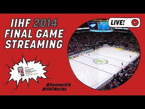 Historic #IIHFWorlds Finals: Russia vs. Finland 2014 - 동영상