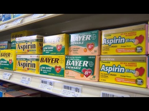 Low-dose aspirin lowers disease risk for many women, study finds