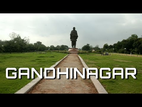 GANDHINAGAR SMALL CITY TOUR