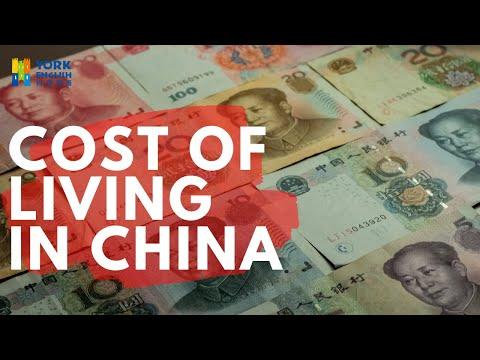 Cost of living in Fuzhou, China