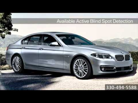 New 2015 BMW 5 Series Sedan Canton Akron OH Cain BMW North Canton OH Akron OH