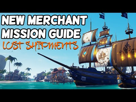 Lost Shipment Guide - New Merchant Alliance Voyage