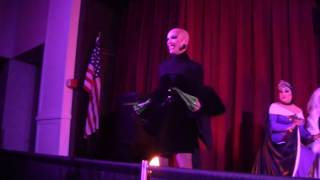 Gambar cover Villainess @ SUNY Cortland - Sasha Velour (Wicked Witch Mix)