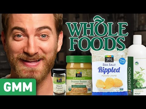 Whole Foods Brand Taste Test