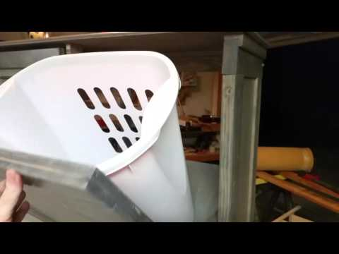 Laundry Sorter pullout