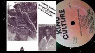 Barry Brown - Creator & Stama Rank - Creative Stylee + Creative Dub  1986