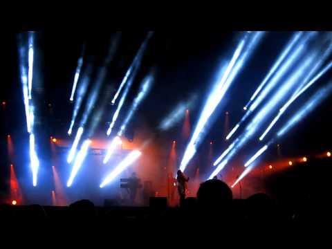 St. Etienne - He's On The Phone // Flow Festival 2012, Helsinki Finland