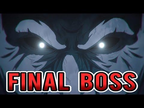 The Final Villain Of One Punch Man Season 2