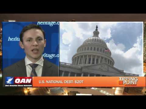 "Heritage's Adam Michel talks tax reform on OANN's ""The Tipping Point w/ Liz Wheeler"""