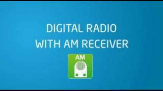 Digital Radio with AM receiver - Available Now