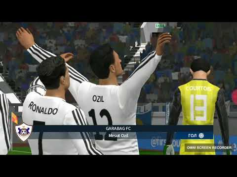 Qarabag Fc vs Chelsea - Dream league soccer 2018 - Android gameplay #01