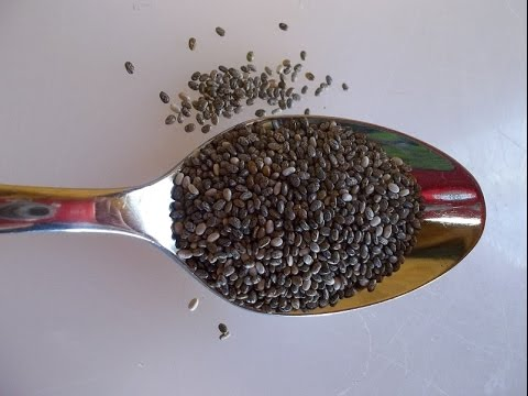 Chia Seeds Super Power Food Energy (Organic) (Gluten Free)