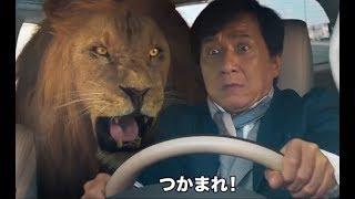 ジャッキー・チェンがカーチェイスで『ワイルド・スピード』?/映画『カンフー・ヨガ』本編映像
