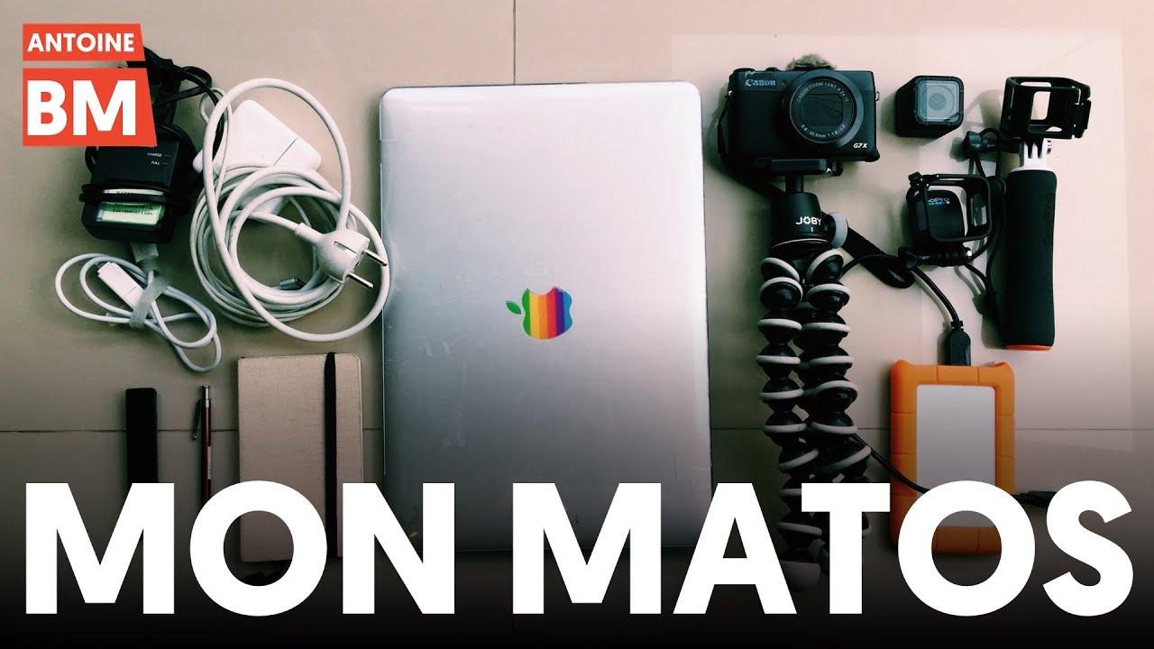 Filmer en voyage tout mon mat riel youtube - Materiel relooking pas cher ...
