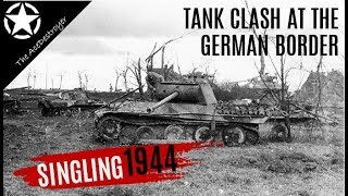 The Battle of Singling - 4th Armored Division Vs. 11. Panzer Division