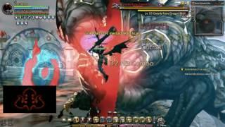 Dragon Nest INA Dark Avenger Solo Rune Dragon Nest 4 man (HC)