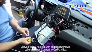 Apple CarPlay Retrofit for BMW 2 Series GT F22 F23 2017 with NBT System