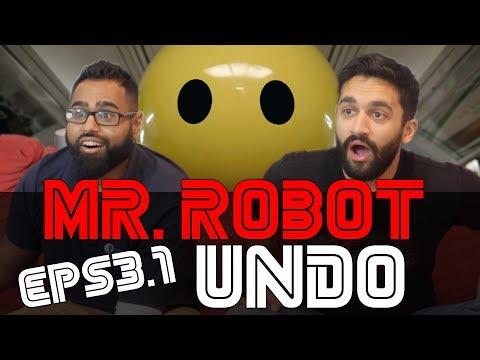 Mr Robot - 3x2 Undo - Reaction Review