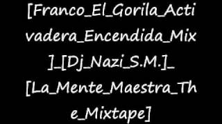 Franco El Gorila Activadera Encendida Mix - Dj Nazi