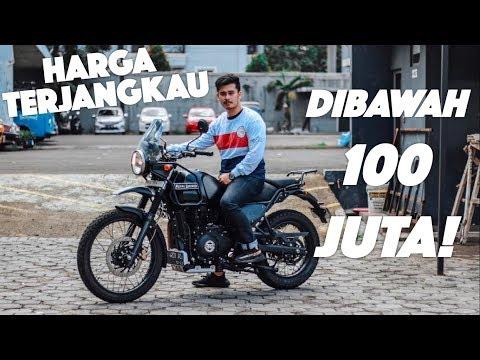 BELI MOGE ADVENTURE HARGA TERJANGKAU!, ROYAL ENFIELD HIMALAYAN #motovlog Indonesia