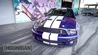 [HOONIGAN] DT 034: Shelby GT500 Burnouts