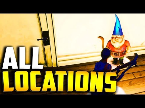 ALL HUNGRY GNOME LOCATIONS!